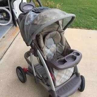 Graco Heavy-Duty Stroller