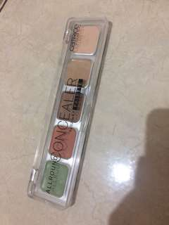All round concelear palette