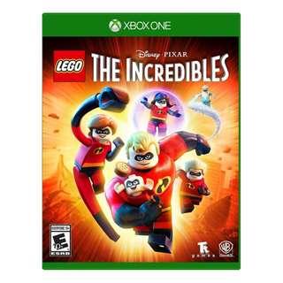 Xboxone LEGO The Incredibles
