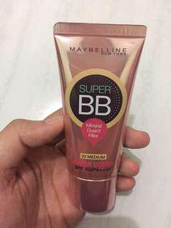 Maybelline Super BB Cover No 02 Medium