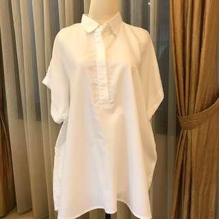 Pofeleve White Shirt