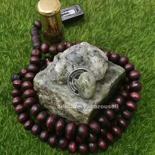 (Sold) Ramadhan Special#16: Kaca Alam Bunian (Gred Puteri) & Minyak Raja Kayu Putih. Original Price : $115 | Free Gift Tasbih Ber-Aura Asbab Pendinding