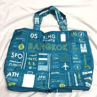 🚚 曼谷KING POWER收納防水手提袋#畢業兩百元出清