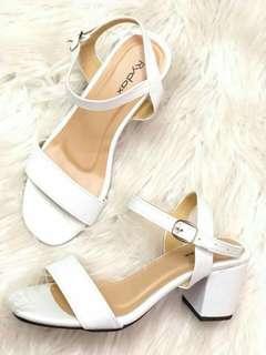 Rydax Simple block heels