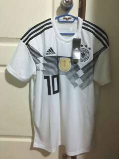 Germany World Cup 2018 Team Jersey (BNWT, Size M, Authentic)