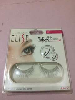 Tokyo series - tapered and lashes