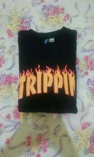 Sweatshirt h&m trippin