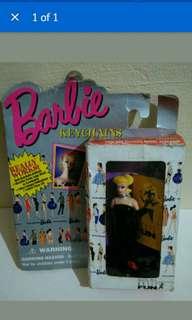 Barbie Keychain