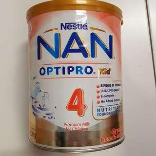 Nestle optipro kid 4