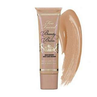 Too faced bb cream original