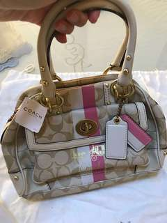 Brand new Coach small handbag