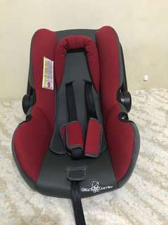 Giant Baby Carrier and Car seat