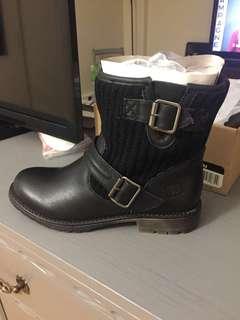 Stylish Combat Boots