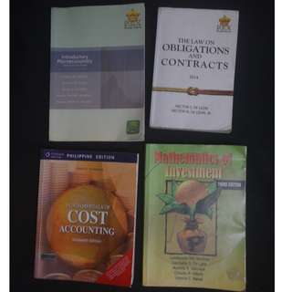Business Administration College Books