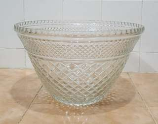 Anchor Hocking Wexford punch bowl