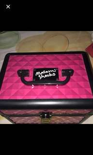 Masami Shouko MakeUp Beauty Case