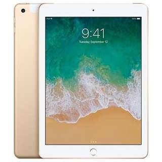 Apple iPad 9.7 5th 2017 Wi-Fi + Cellular 32GB 金色