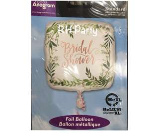 (13/6) Include helium Bride To Be / Bachelorette / Hen party / Bridal shower Foil Balloon