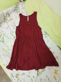 Maroon Dress #XMAS25