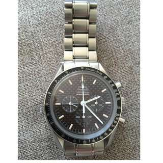 Omega Speedmaster Professional Racing Steel Mens Watch