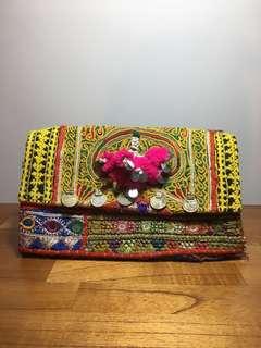 印度手造手袋