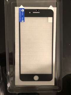 Tampered glass for iphone 8+