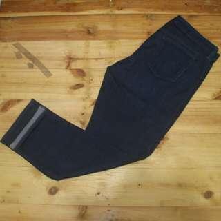 GAP real straight blue indigo jeans original