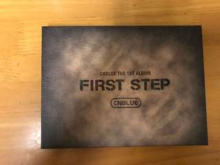 CNBlue - First Step 95%new
