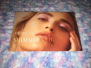 💯Authentic COVER FX Shimmer Veil Sample