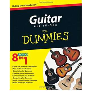 ebook: Guitar All-in-One For Dummies