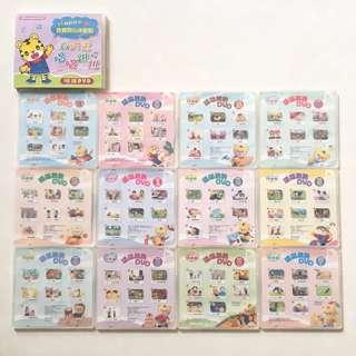 巧連智寶寶版DVD&玩具