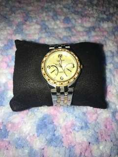 SOPHIE MARTIN Paris Mother of Pearl watch
