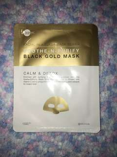 💯 Authentic SKIN INC. Black Gold Mask