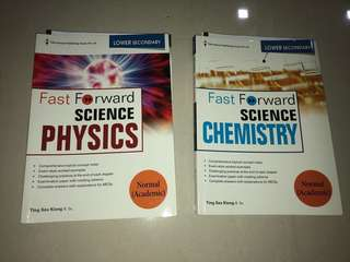 Lower sec sci assessment books