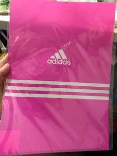 罕有Adidas File