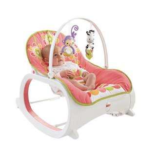 PRomo: BNIB Fisher-Price Infant-to-Toddler Rocker