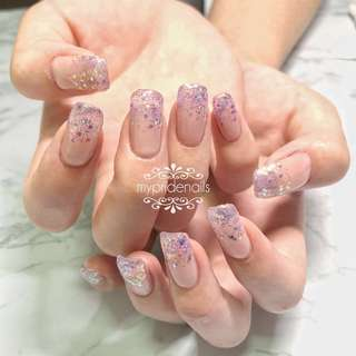 Nails extensions (20% off) Homebased Nails