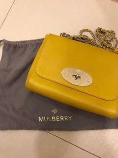 Mulberry Lily Small in Yellow