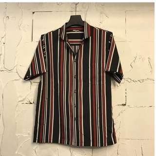 Trendy stripes polo