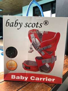 Sale!! Baby Scots Platinum Baby Carrier 6in 1 MURAHHH