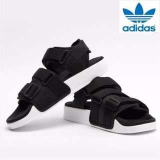 Adidas Adilette Sandal W - Black/White