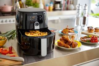 Philips Airfryer - Avance Collection / 飛利浦 Airfryer Avance 健康空氣炸鍋 更健康的氣炸烹調