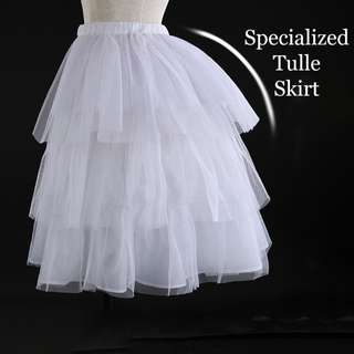 Violet Evergarden Specialized Tulle Skirt