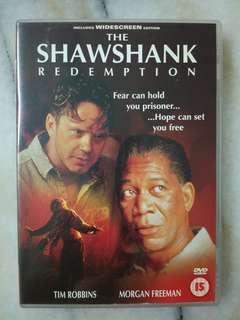 DVD The Shawshank Redemption