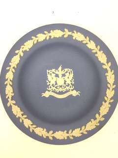 Wedgwood jasper collection small plate