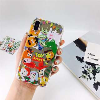 TOY STORY CASE FOR IPHONE X