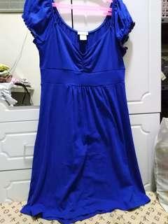 Mossimo Blue Dress
