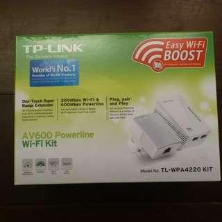 TP Link WPA4220 Kit