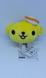 "Brand New 3.5"" Sanrio Pompompurin Pompom Purin Sailor Tsum Tsum Pudding Puppy Dog Doll Figurine Plush Stuffed Soft Toy Keychain Bag Charm"