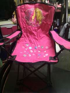 Barbie Foldable Chair